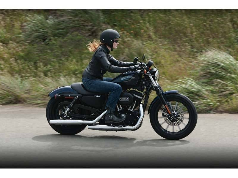 2012 Harley-Davidson Sportster® Iron 883™ in Pinellas Park, Florida - Photo 5