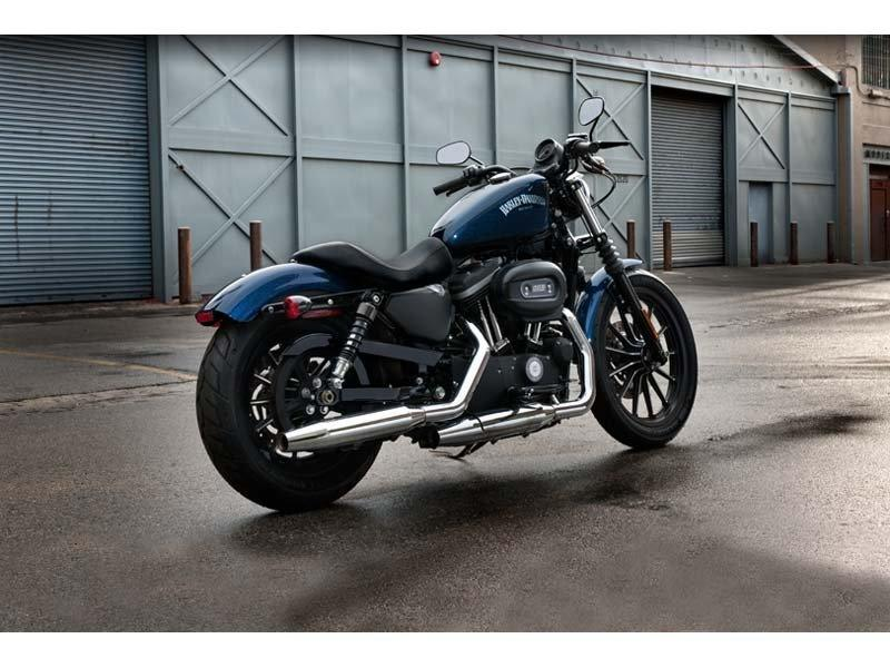 2012 Harley-Davidson Sportster® Iron 883™ in Pinellas Park, Florida - Photo 2