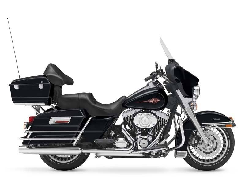 2012 Harley-Davidson Electra Glide® Classic in The Woodlands, Texas - Photo 1