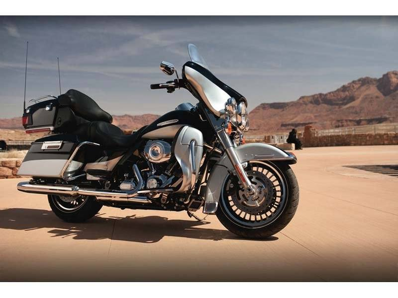 2012 Harley-Davidson Electra Glide® Ultra Limited in Kokomo, Indiana - Photo 8