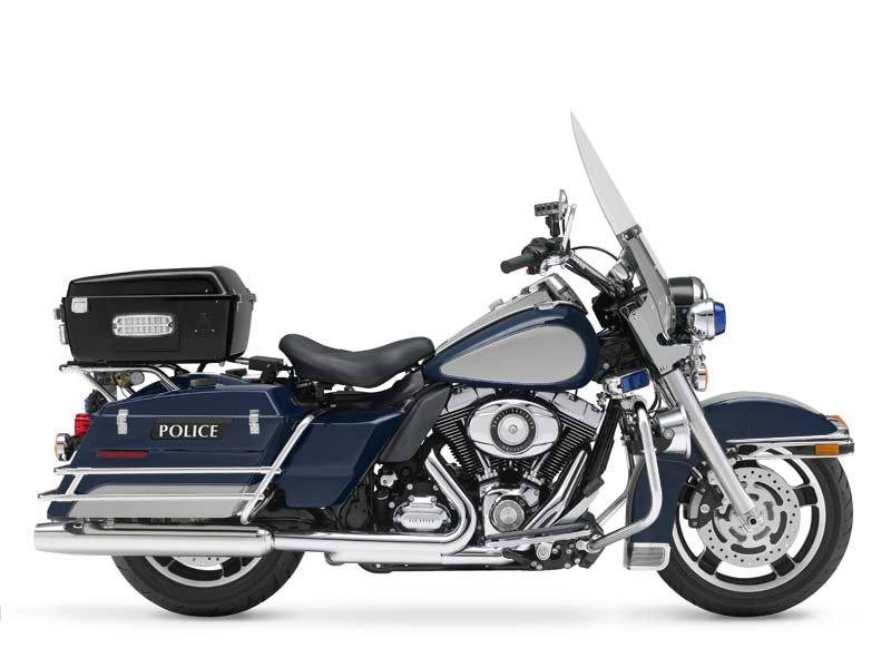 2012 Harley-Davidson Police Road King® in Oakdale, New York