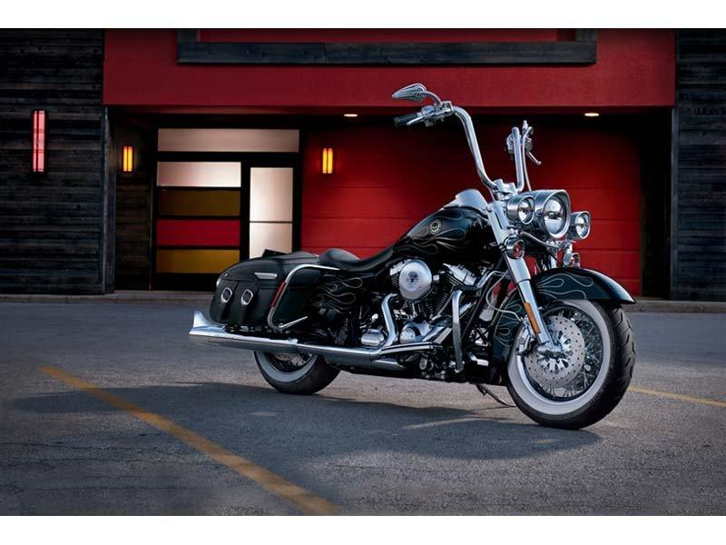 Used 2012 Harley-Davidson Road King® Classic Motorcycles in ...
