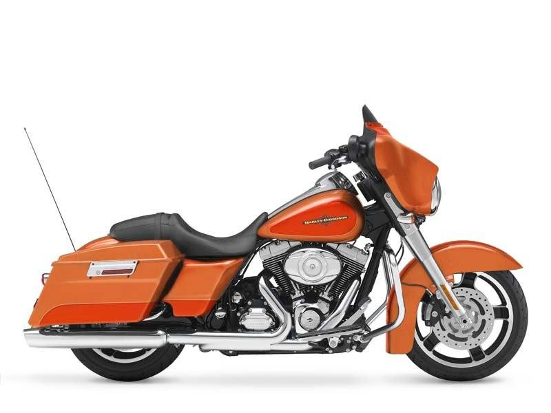 2012 Harley-Davidson Street Glide® in Leominster, Massachusetts - Photo 1