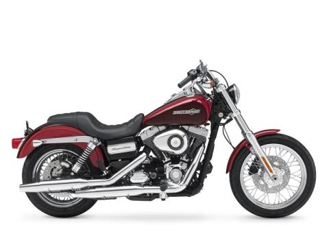 2013 Harley-Davidson Dyna® Super Glide® Custom in Mount Vernon, Ohio