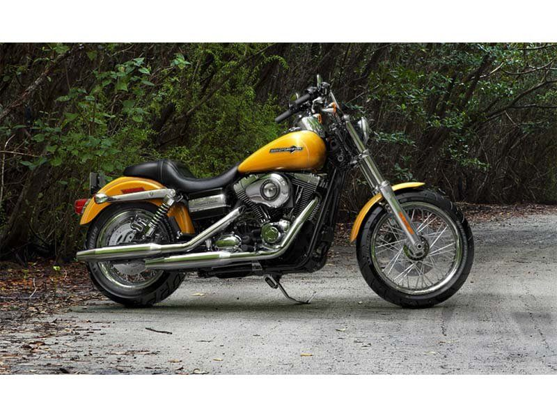 2013 Harley-Davidson Dyna® Super Glide® Custom in Branford, Connecticut
