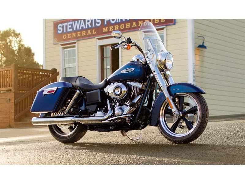 2013 Harley-Davidson Dyna® Switchback™ in Tyrone, Pennsylvania