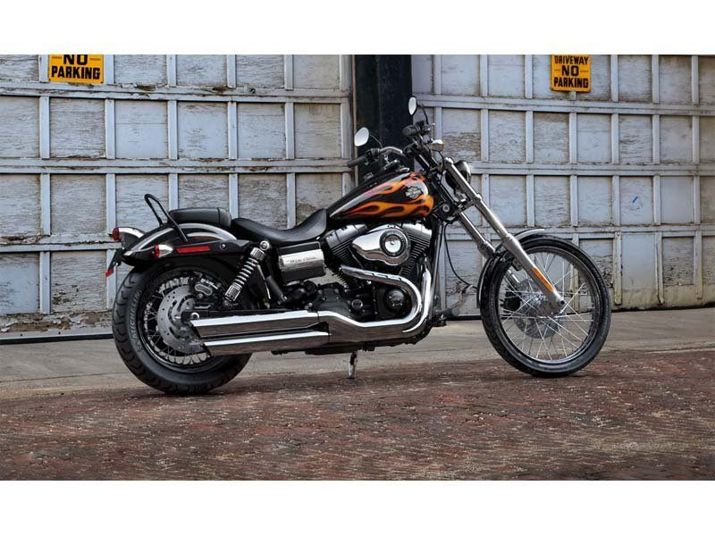 2013 Harley-Davidson Dyna® Wide Glide® in Muskego, Wisconsin - Photo 16