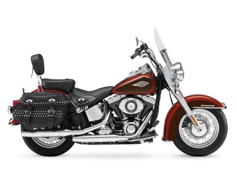2013 Harley-Davidson Heritage Softail® Classic in Faribault, Minnesota - Photo 1