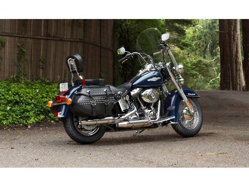 2013 Harley-Davidson Heritage Softail® Classic in Faribault, Minnesota - Photo 4