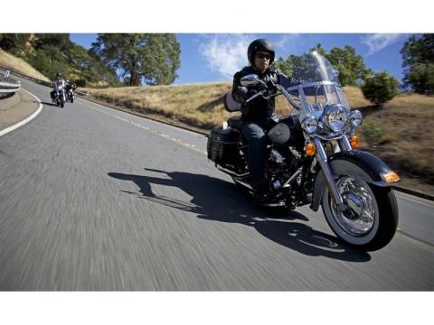 2013 Harley-Davidson Heritage Softail® Classic in Sarasota, Florida - Photo 9