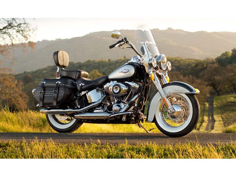 2013 Harley-Davidson Heritage Softail® Classic in Sarasota, Florida - Photo 5