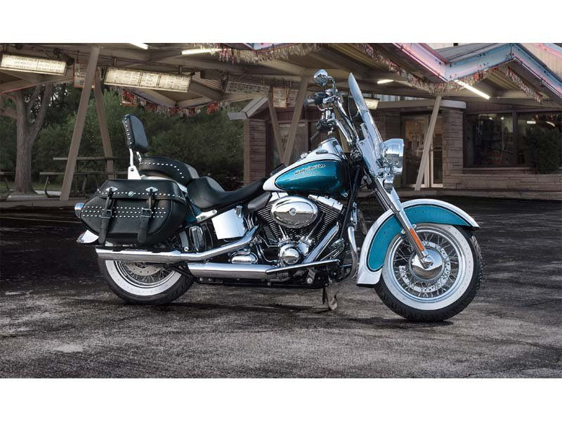 2013 Harley-Davidson Heritage Softail® Classic in Vacaville, California - Photo 4