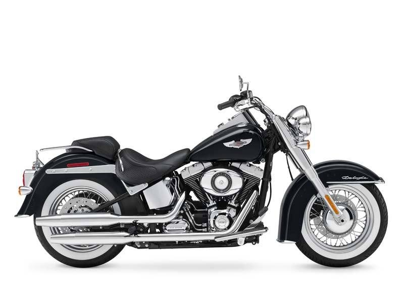 2013 Harley-Davidson Softail® Deluxe in Lafayette, Indiana - Photo 6