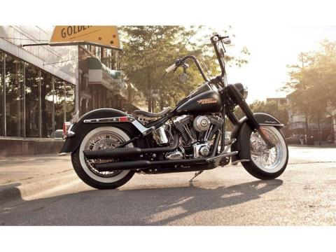 2013 Harley-Davidson Softail® Deluxe in Lafayette, Indiana - Photo 8