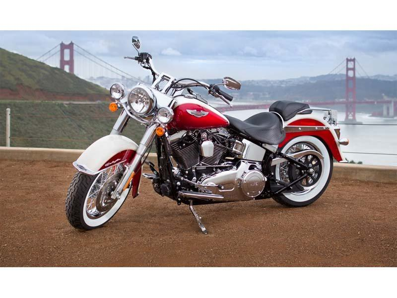 2013 Harley-Davidson Softail® Deluxe in Lafayette, Indiana - Photo 7