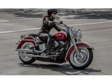 2013 Harley-Davidson Softail® Deluxe in Lafayette, Indiana - Photo 10