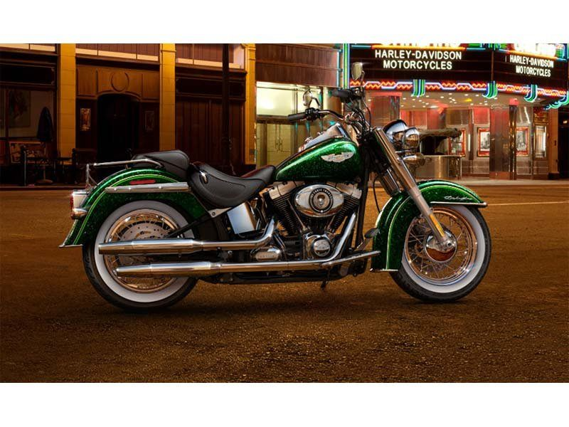 2013 Harley-Davidson Softail® Deluxe in Lafayette, Indiana - Photo 9