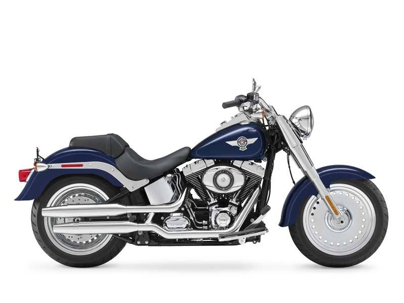 2013 Harley-Davidson Softail® Fat Boy® in Hendersonville, North Carolina - Photo 31