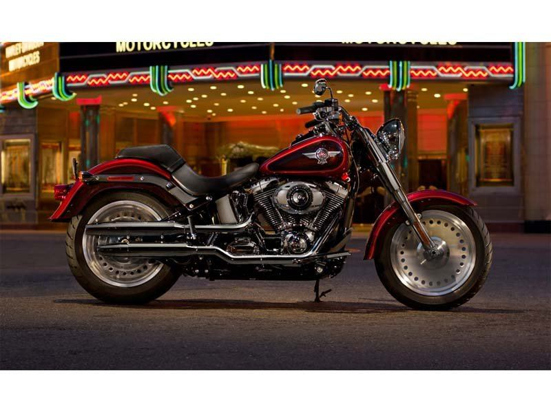 2013 Harley-Davidson Softail® Fat Boy® in The Woodlands, Texas - Photo 7