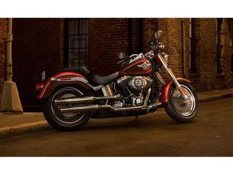 2013 Harley-Davidson Softail® Fat Boy® in The Woodlands, Texas - Photo 9