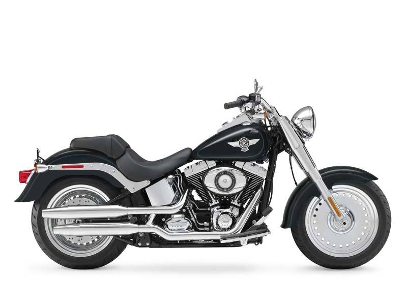 2013 Harley-Davidson Softail® Fat Boy® in The Woodlands, Texas - Photo 6