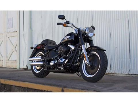 2013 Harley-Davidson Softail® Fat Boy® Lo in Idaho Falls, Idaho