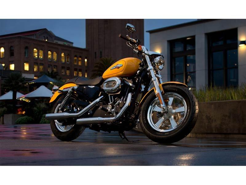 2013 Harley-Davidson Sportster® 1200 Custom in Auburn, Washington