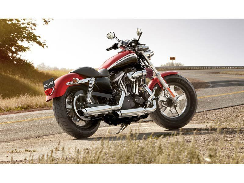 2013 Harley-Davidson Sportster® 1200 Custom in Carroll, Ohio - Photo 11