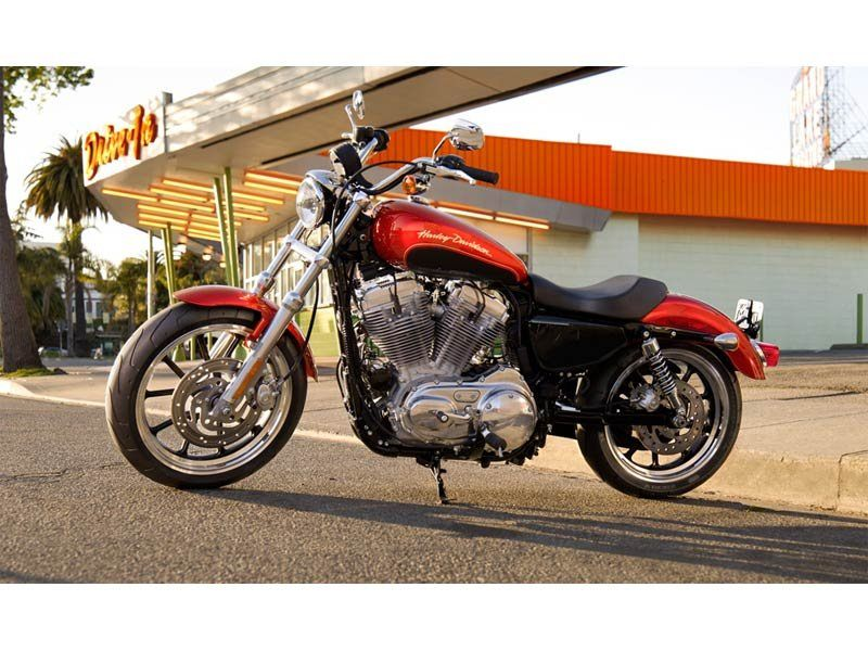 2013 Harley-Davidson Sportster® 883 SuperLow® in Roopville, Georgia - Photo 2