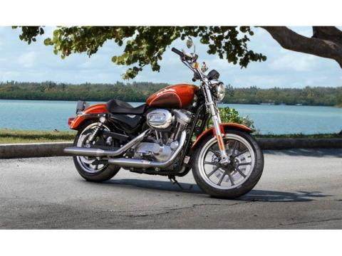 2013 Harley-Davidson Sportster® 883 SuperLow® in Pinellas Park, Florida - Photo 19