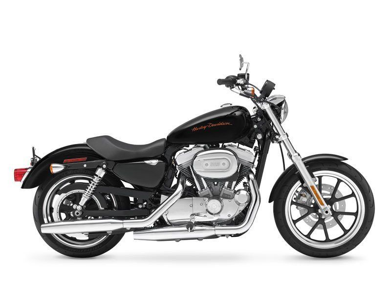 2013 Harley-Davidson Sportster® 883 SuperLow® in Dimondale, Michigan