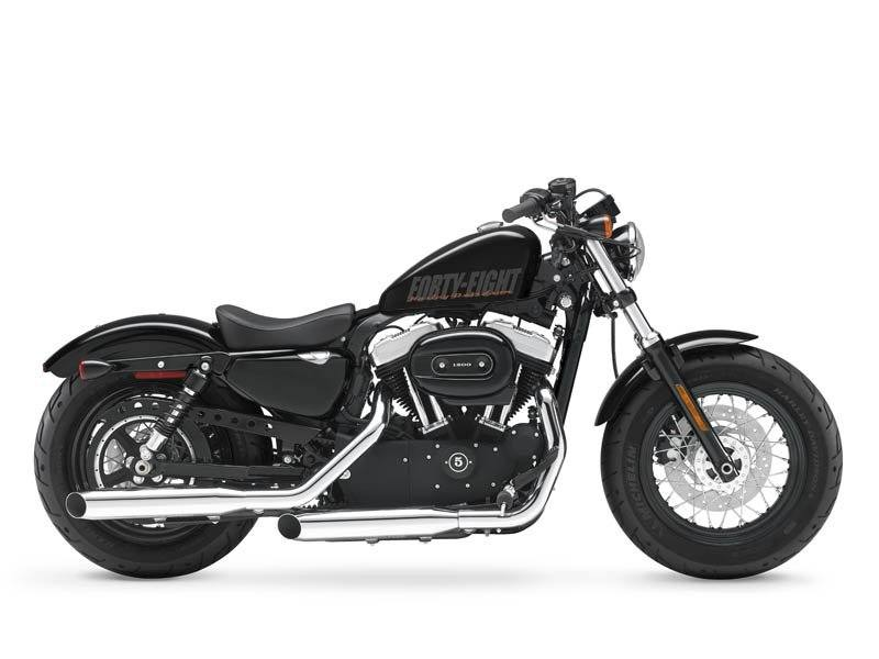 used 2013 harley davidson sportster forty eight motorcycles in