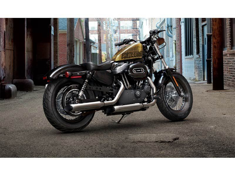 2013 Harley-Davidson Sportster® Forty-Eight® in Saint Michael, Minnesota - Photo 4