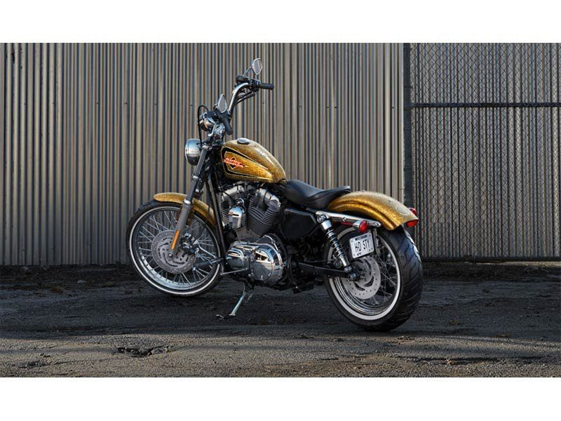 2013 Harley-Davidson Sportster® Seventy-Two® in Monroe, Michigan