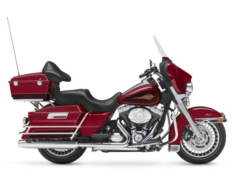 2013 Harley-Davidson Electra Glide® Classic in Greensburg, Pennsylvania