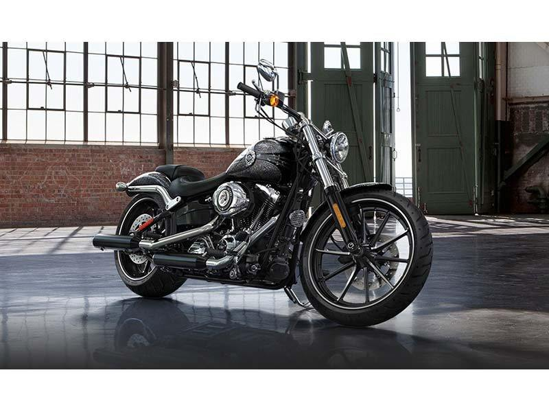 2014 Harley-Davidson Breakout® in Lafayette, Indiana - Photo 10