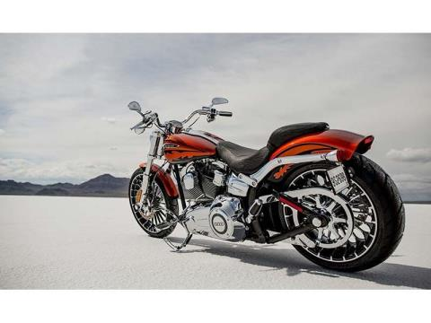 2014 Harley-Davidson CVO™ Breakout® in Norfolk, Virginia - Photo 4