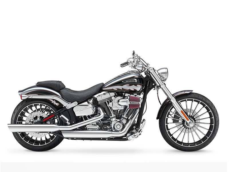 2014 Harley-Davidson CVO™ Breakout® in Norfolk, Virginia - Photo 1