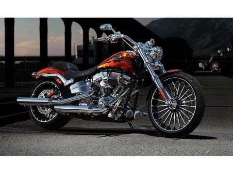 2014 Harley-Davidson CVO™ Breakout® in Norfolk, Virginia - Photo 2