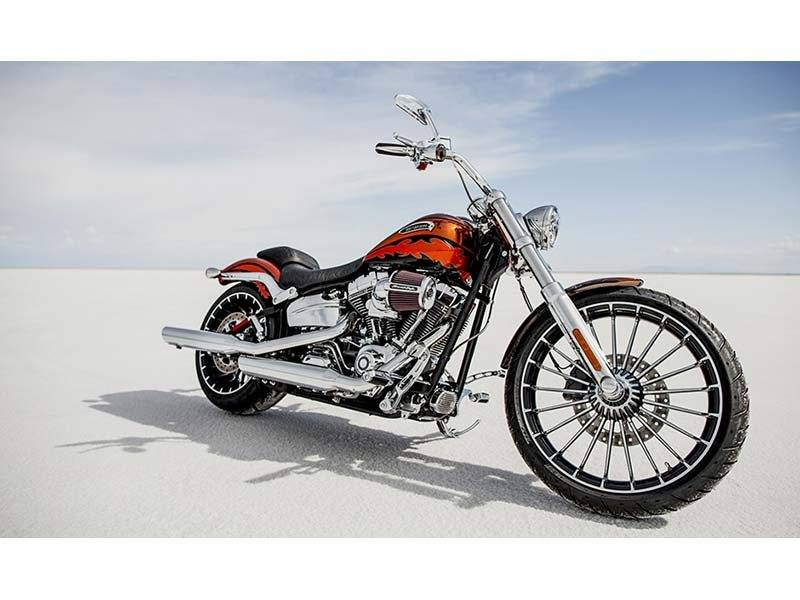 2014 Harley-Davidson CVO™ Breakout® in San Diego, California - Photo 19