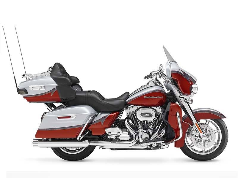 2014 Harley-Davidson CVO™ Limited in Shelby, North Carolina - Photo 16