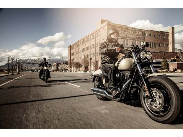 2014 Harley-Davidson Dyna® Fat Bob® in Monroe, Michigan - Photo 9