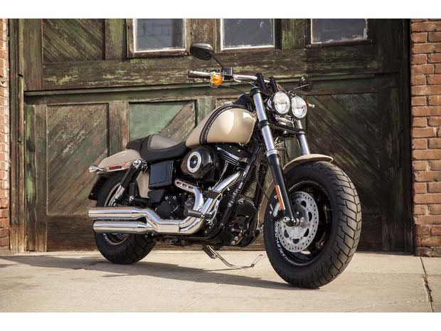 2014 Harley-Davidson Dyna® Fat Bob® in Monroe, Michigan - Photo 5