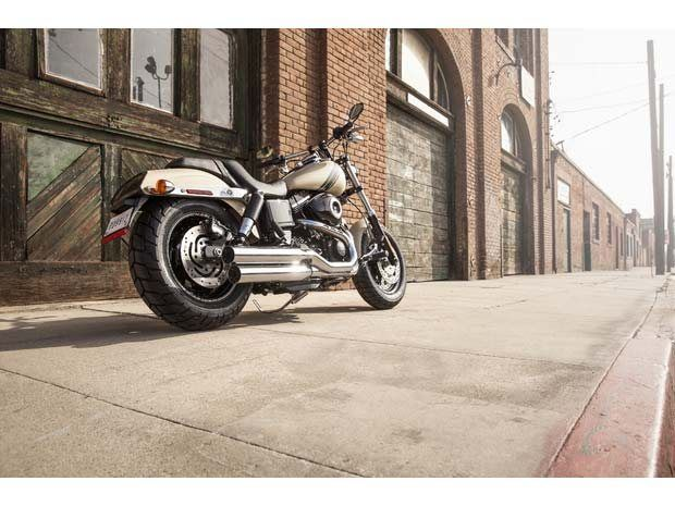 2014 Harley-Davidson Dyna® Fat Bob® in Norfolk, Virginia - Photo 5