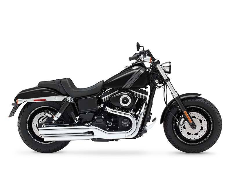 2014 Harley-Davidson Dyna® Fat Bob® in New York Mills, New York