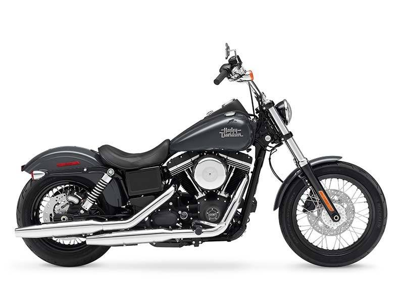 2014 Harley-Davidson Dyna® Street Bob® in North Canton, Ohio - Photo 1