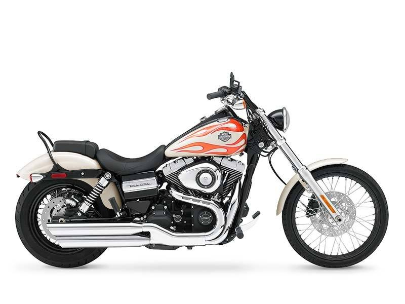 2014 Harley-Davidson Dyna® Wide Glide® in Riverhead, New York
