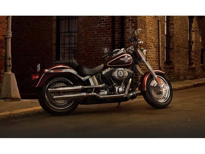 2014 Harley-Davidson Fat Boy® in Muskego, Wisconsin - Photo 18