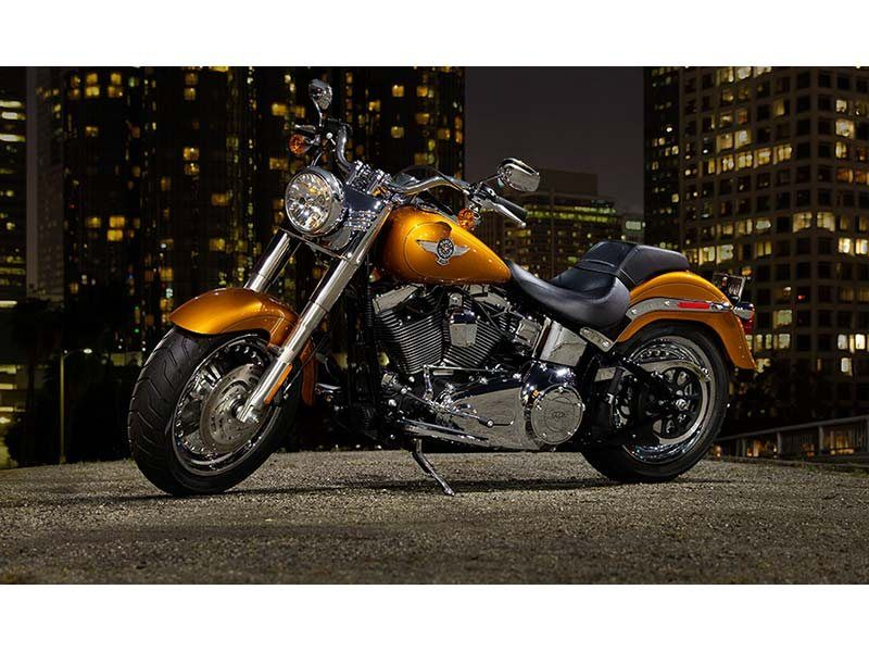 2014 Harley-Davidson Fat Boy® in Muskego, Wisconsin - Photo 17