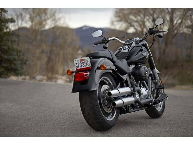 2014 Harley-Davidson Fat Boy® Lo in Tyrone, Pennsylvania